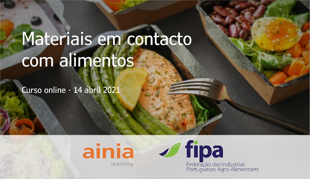 FORMAÇÃO FIPA/AINIA - Materiais em contacto com alimentos